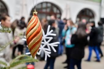 Minden eddiginél környezettudatosabb lesz az idei karácsonyi vásár