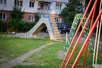 Játszótereket építenének a helyben maradó pénzből Udvarhelyen