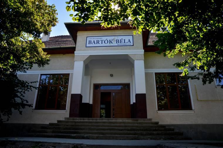 Felújítják és korszerűsítik a szentkeresztbányai Bartók Béla Művelődési Házat
