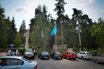 Csoda, hogy elkerülte az udvarhelyi nagy székely zászló Dan Tanasă figyelmét – eddig