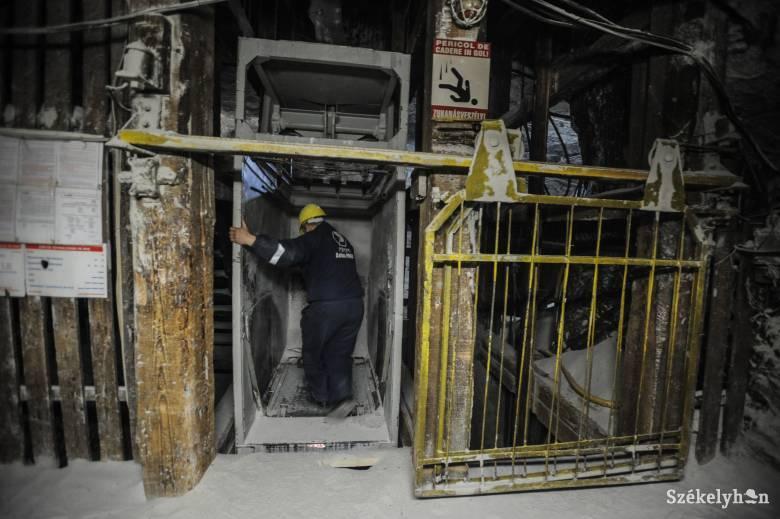 Sztrájk a parajdi sóbányában – a látogatást és a kitermelést is felfüggesztették