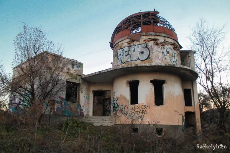 Negyedik alkalommal is kiírták a közbeszerzést a székelyudvarhelyi csillagvizsgáló modernizálására