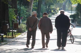 Soha nem késő: mozgás, testedzés időskorban