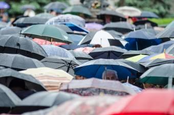 Eső inkább május elseje előtt valószínű, felmelegedés viszont csak utána