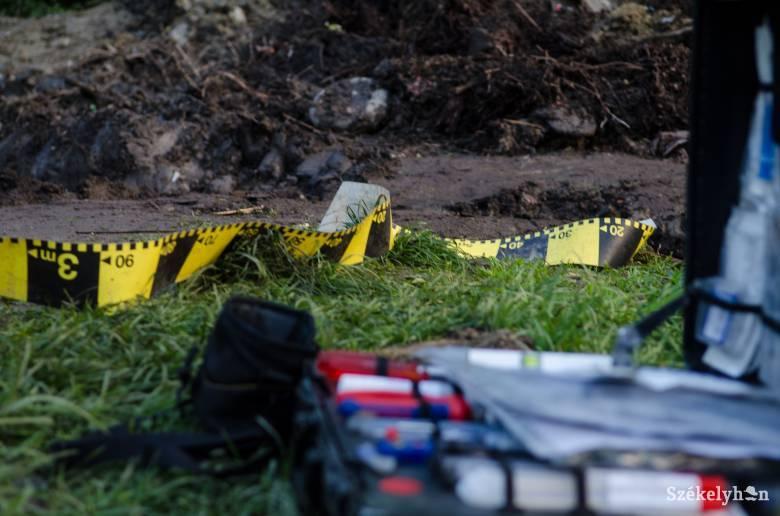 Egy férfi holttestét találták meg Maroskece közelében