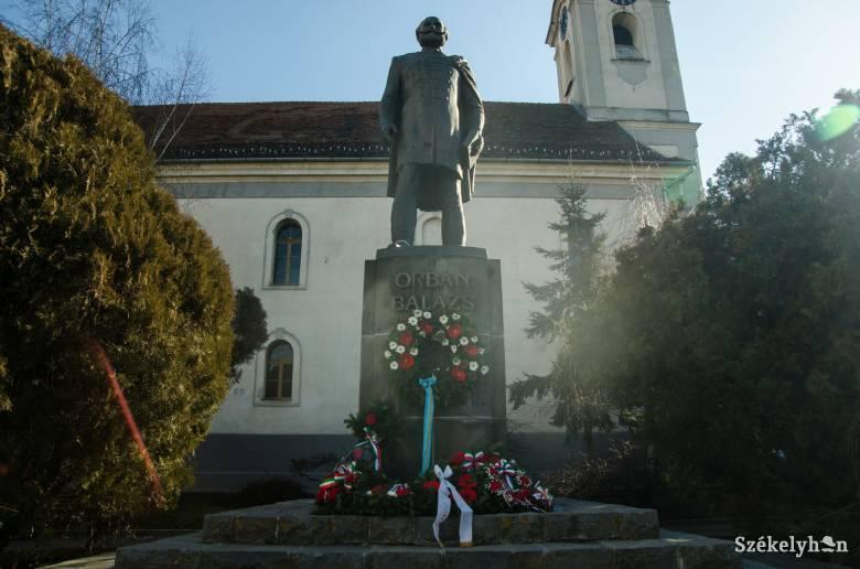 Kisfilmmel emlékeznek Orbán Balázsra Székelyudvarhelyen
