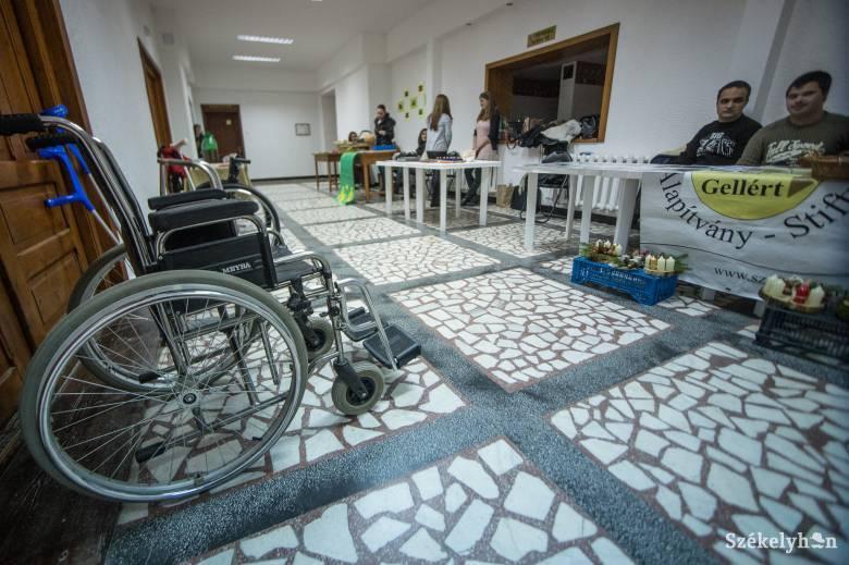 Egy kolozsvári kutatás szerint változatlan a fogyatékkal élő erdélyiek helyzete