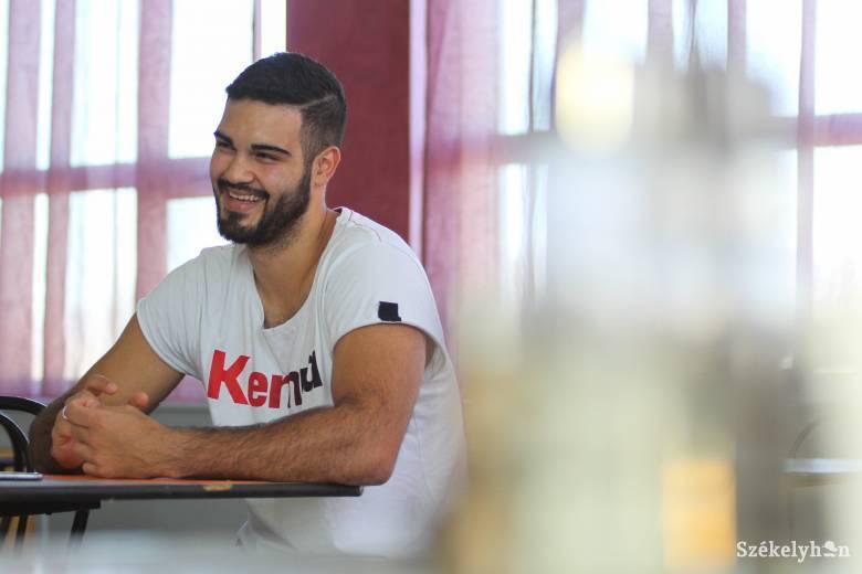 Brazíliából Udvarhelyre: román nyelvből készült, aztán rájött, hogy ide bizony a magyar kell