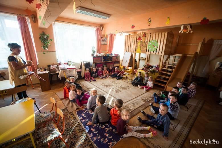 Száz óvodát és bölcsődét épít, újít fel Erdélyben a magyar kormány