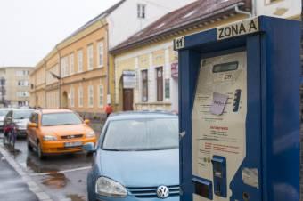 Új áramellátási rendszerre kapcsolják a parkolóautomatát</h2>