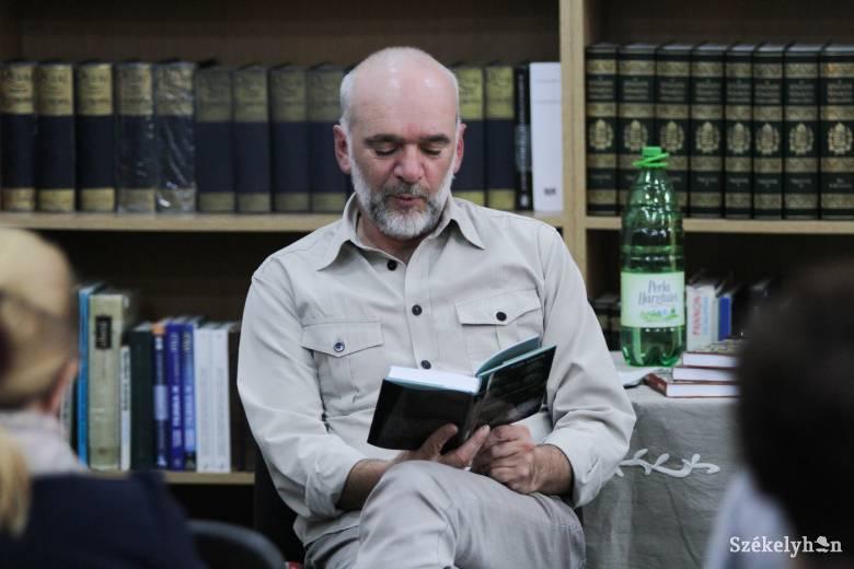 Vida Gábor új könyvét mutatták be Székelyudvarhelyen
