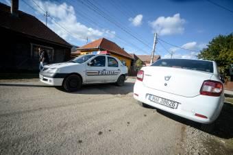 Fejszével támadt a rendőrre egy kápolnási férfi