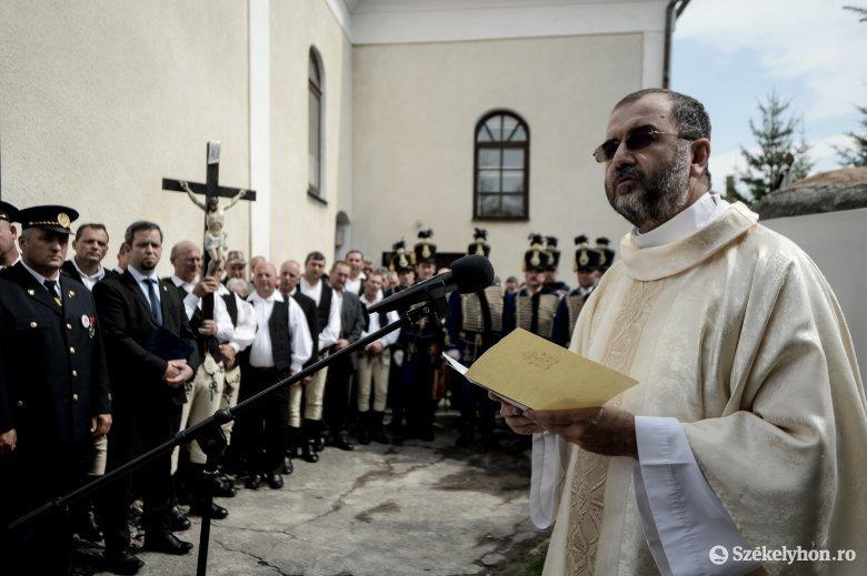 Reformátusnak keresztelték, és még konfirmált is a gyulafehérvári érsekké kinevezett Kovács Gergely