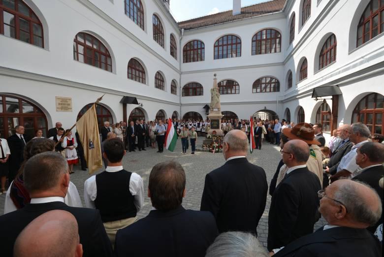Balog Zoltán Székelyudvarhelyen: nekünk itt újra teret kell nyerni