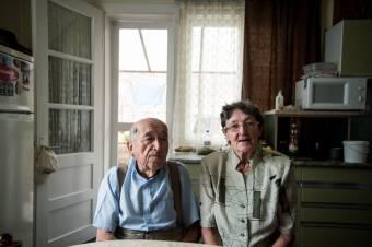 Hatvan éve együtt. Szilágyiék a hosszú házasság titkáról