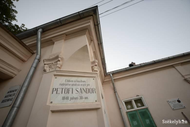 Petőfi-látogatóparkot terveznek Székelykeresztúron