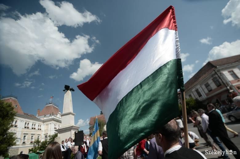 A száz esztendővel ezelőtti trianoni döntésre emlékeznek Székelyföldön