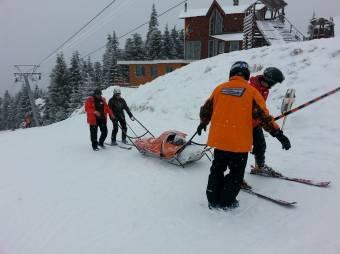 Sok turista került bajba újévkor: több mint hetven esetben kérték a hegyimentők segítségét