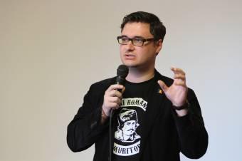 """Dan Tanasă: """"Sepsiszentgyörgyön csak magyar levegőt lehet szívni"""""""