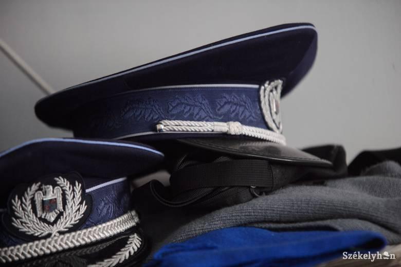 Új rendőrparancsnok Kovászna megyében