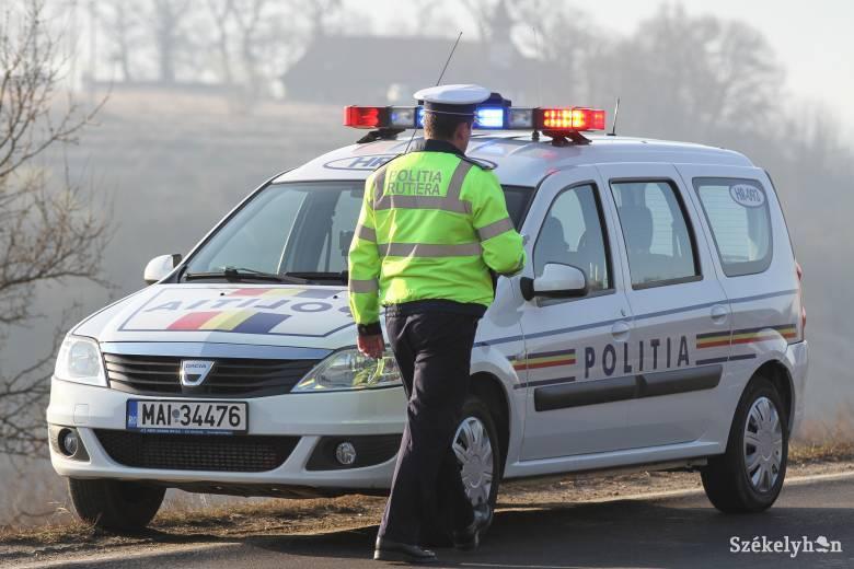 Ittas és felfüggesztett jogosítvánnyal vezető sofőr is horogra akadt egyetlen nap alatt