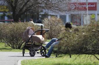 Szenátus: a háromévesnél kisebb gyerekek után nem kell közös költséget fizetni