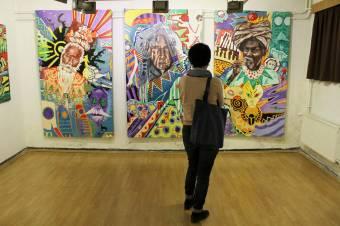 """Sokszínű és fiatalos világot tár elénk a """"Svung"""" kiállítás"""