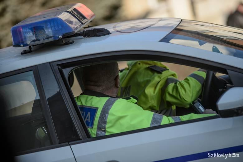 Három autó ütközött Székelyudvarhelyen