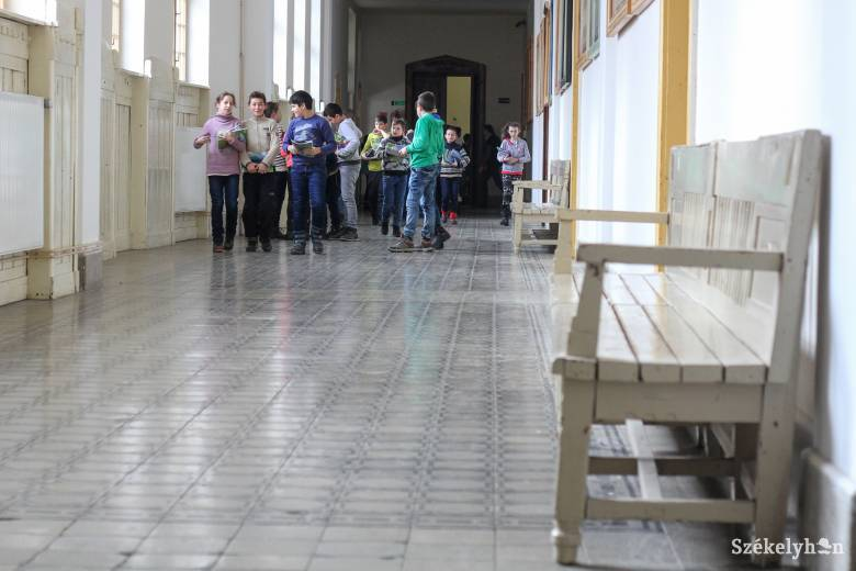 Beiskolázott diákok száma: látványos csökkenés Hargita megyében