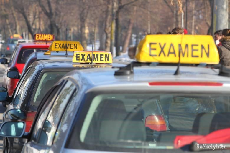 Arányaiban kevesen szereznek jogosítványt Hargita megyében