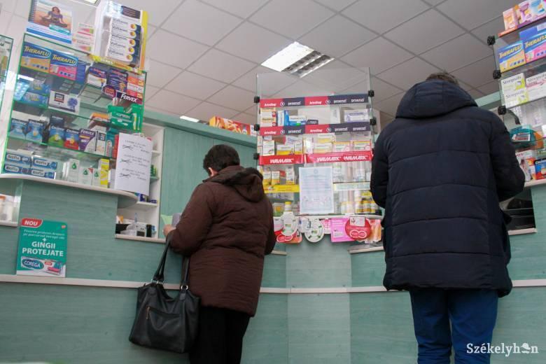 Fogynak a megelőzési eszközök, nem folytonos az utánpótlás a gyógyszertárakban
