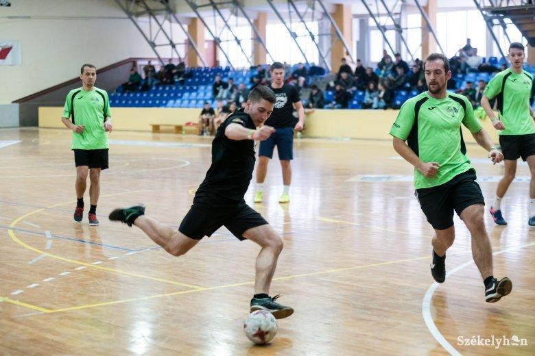 Budapestiek játszották a döntőt az erdélyi diákkupán