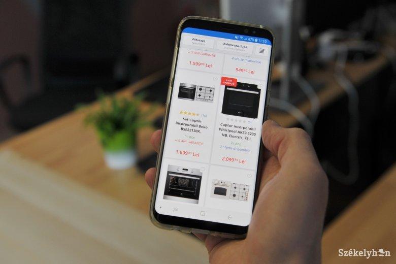Jelentősen nőtt a romániai online kereskedelemben jegyzett rendelések értéke