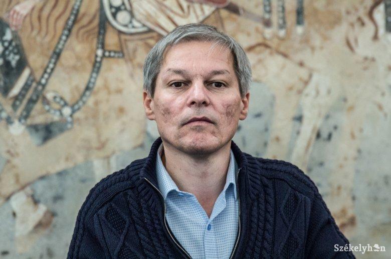 Orbán Viktort támadta Dacian Cioloș volt román kormányfő