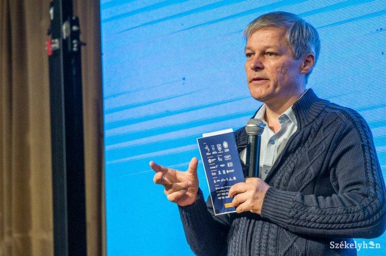 Megállapodás: Dacian Cioloș miniszterelnök-, Dan Barna elnökjelölt lesz