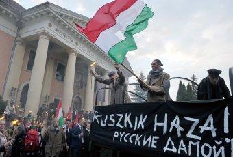 Több mint kétezer Kárpát-medencei külhoni fiatal ünnepel Budapesten a Rákóczi Szövetség jóvoltából