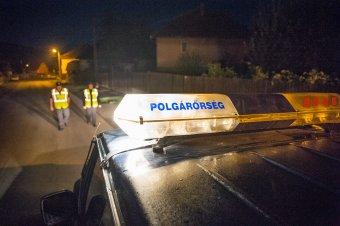 Polgárőrség: hiába csökkent a bűncselekmények száma, mégis több a munka