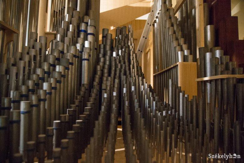 Koncertsorozat a műemlék értékű udvarhelyszéki orgonákkal