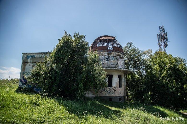 Csillagvizsgáló-felújítás Székelyudvarhelyen: újabb haladékot kaptak a kivitelezésre
