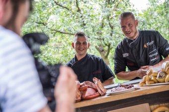 Különdíjasok lettek a székelyudvarhelyi séfek a Magyarország Étele 2021 versenyen