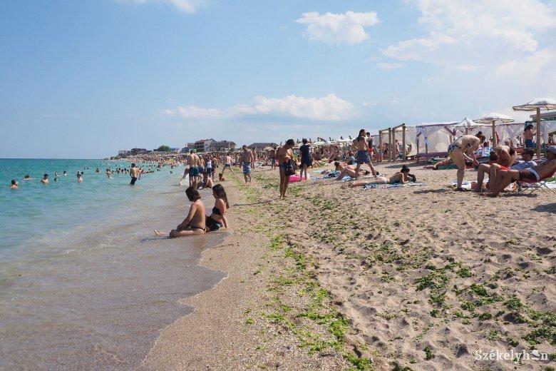 Húsz százalékkal lesz olcsóbb a román tengerpart a hétvégétől