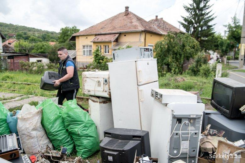 """Húszmillió lejt """"fagyaszt le"""" a környezetvédelmi minisztérium a háztartási gépek roncsprogramjára"""