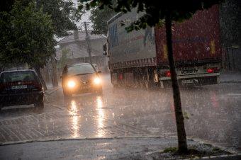 Tönkreverheti a délutáni terveinket a friss eső- és viharriasztás