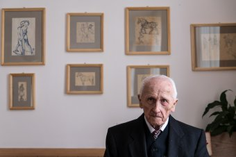 Művészi lószeretet egy életen át: 90 éves Nagy György