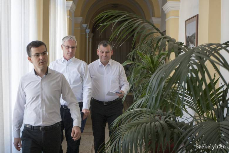 Megújul a Tamási Áron Gimnázium épülete, kézilabda-akadémia létesül Székelyudvarhelyen a magyar kormány támogatásából
