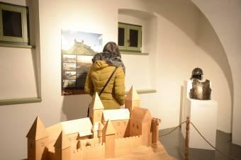 Egykori várak rekonstrukcióit lehet megcsodálni a székelyudvarhelyi múzeumban