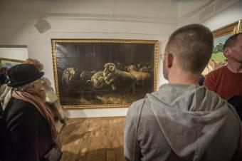 Magyar festészeti remekművek testközelből