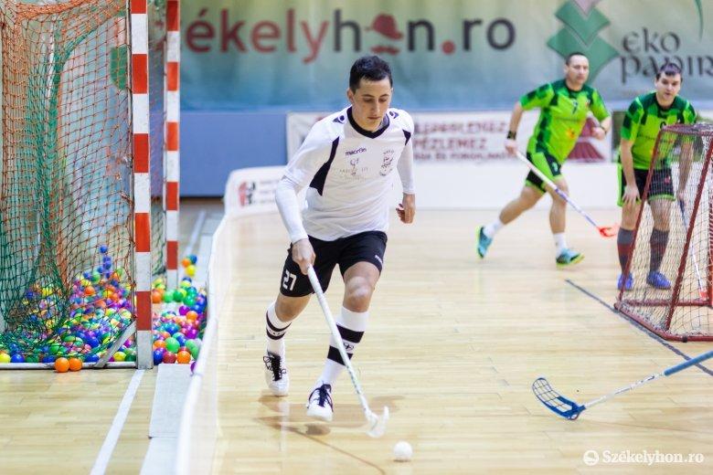 Újabb fordulójához érkezett a Romániai Floorball Liga
