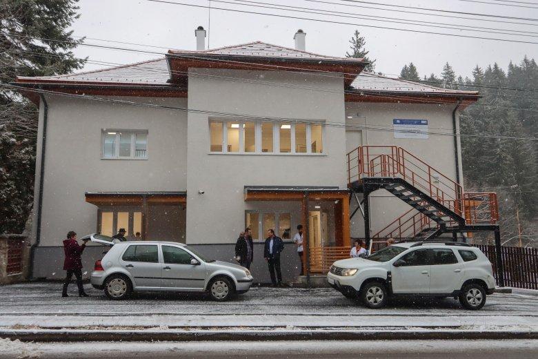 Felújították a szentegyházi egészségügyi központ gyermekosztályát