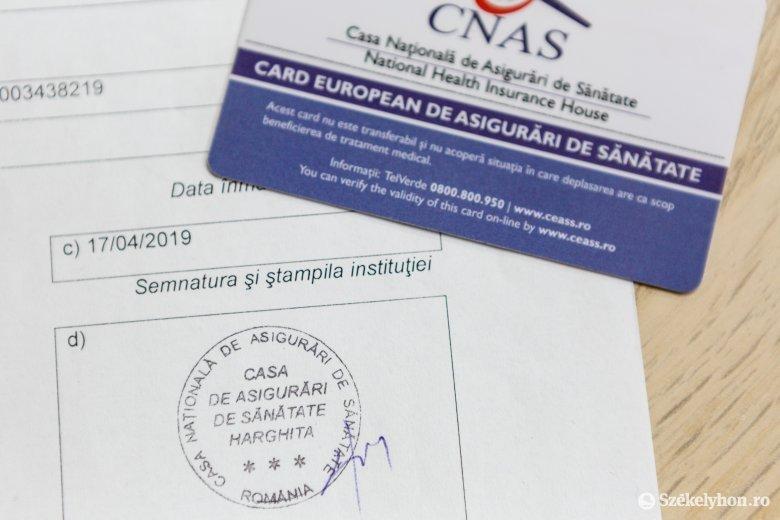 Ismét lehet európai egészségügyi kártyát igényelni